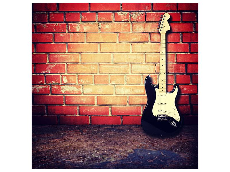 Poster E-Gitarre