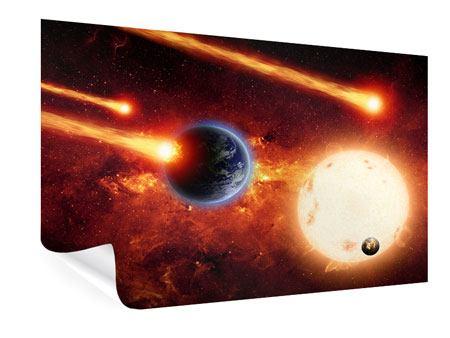 Poster Der Kosmos