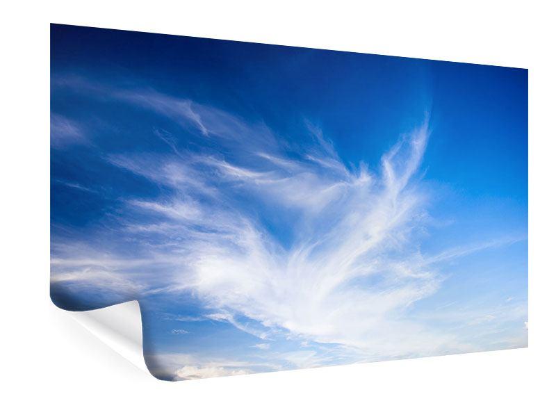 Poster Schleierwolken