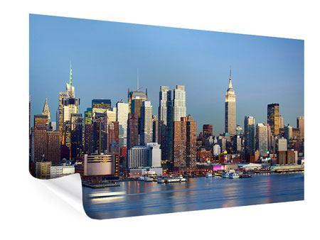 Poster Skyline Midtown Manhattan