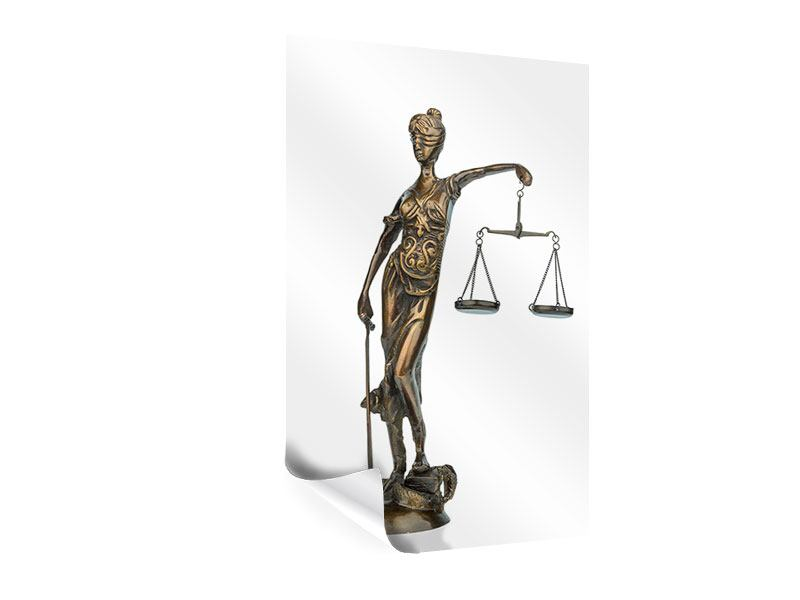 Poster Justitia