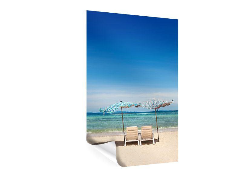 Poster Ein Sonnenbad