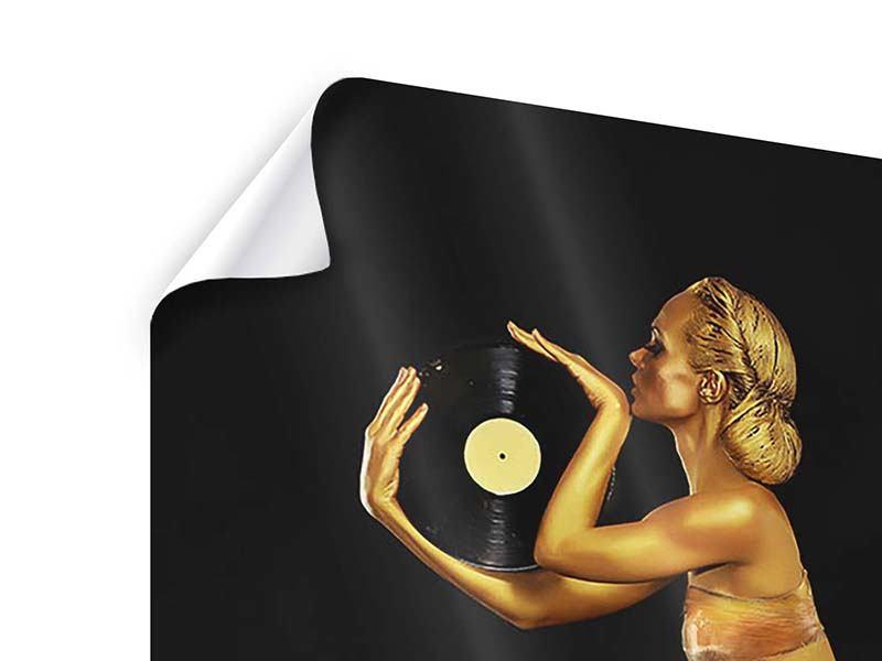 Poster DJ Schönheit