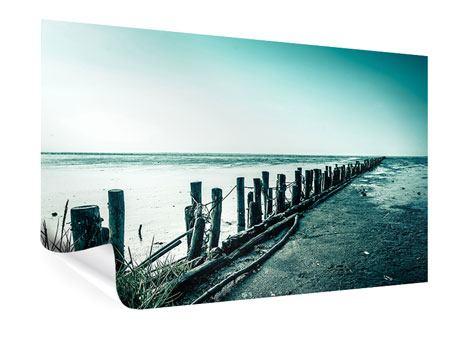 Poster Das Wattenmeer