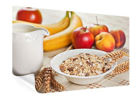 Poster Frühstück