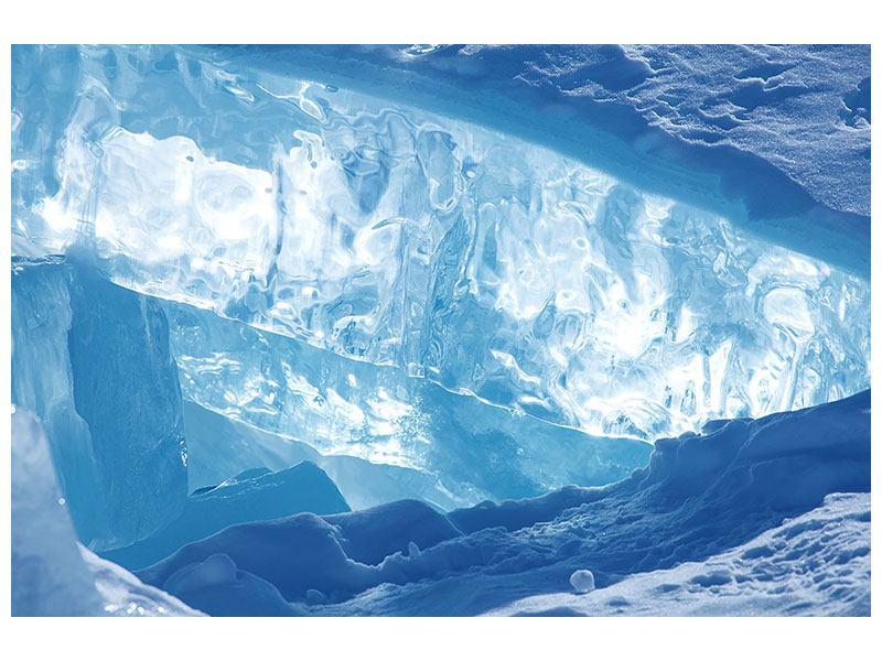 Poster Baikalsee-Eis