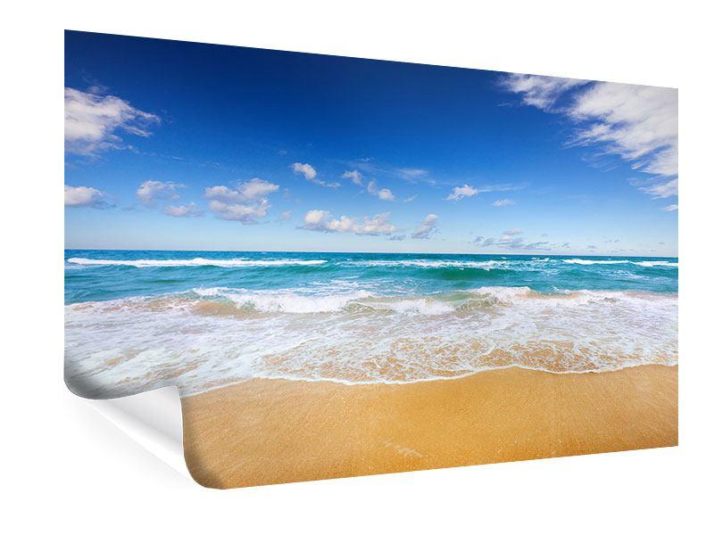 Poster Die Gezeiten und das Meer