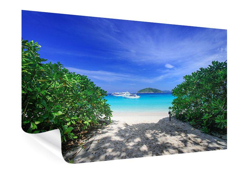 Poster Similan-Inseln