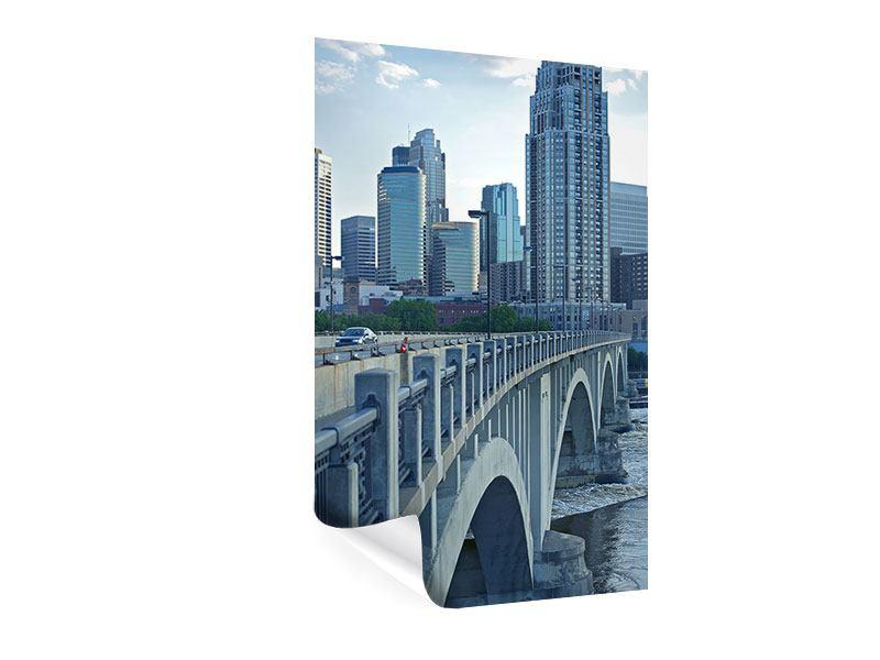 Poster Die Brücke zur Grossstadt