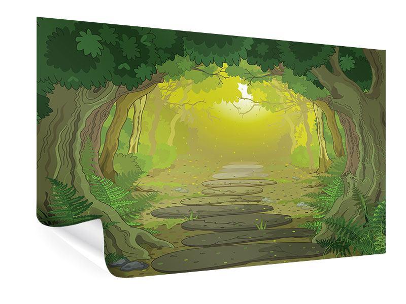 Poster Der Märchenwald