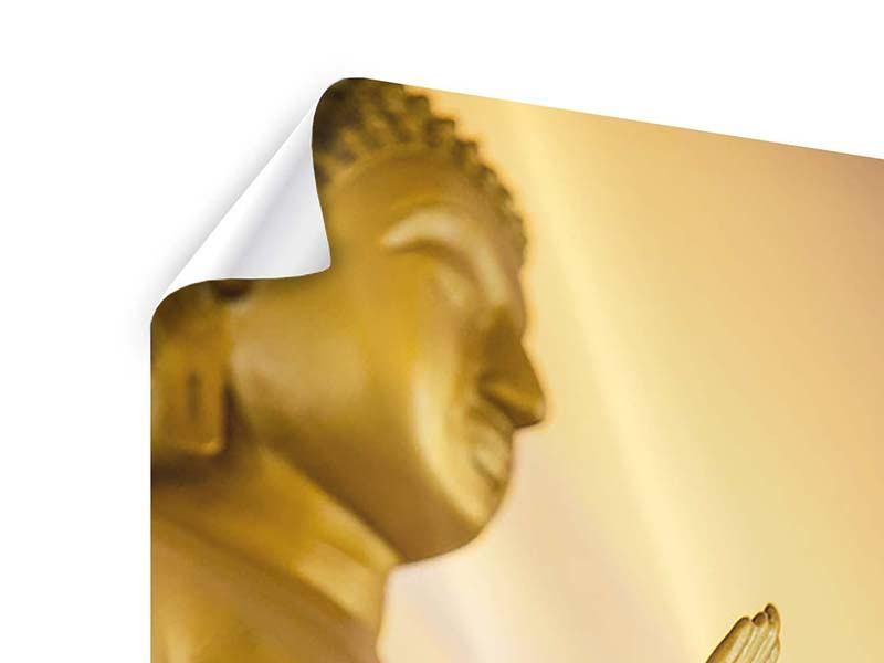 Poster Buddha-Statue