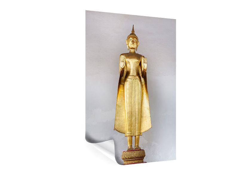 Poster Goldener Buddha