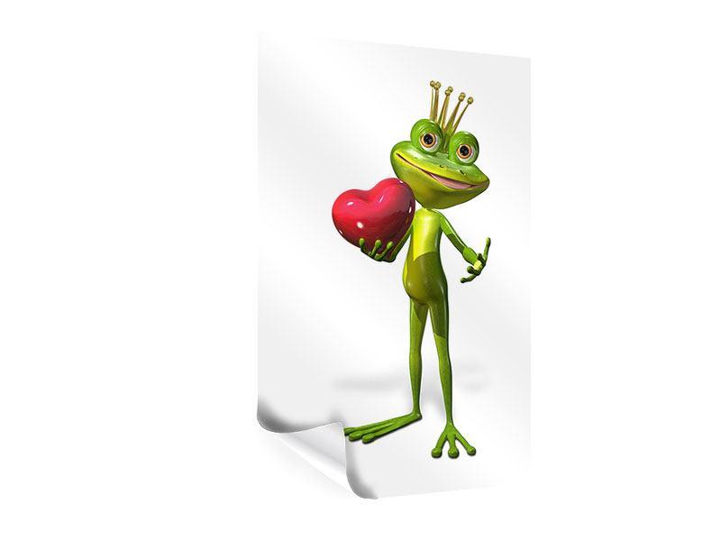 Poster Froschkönig
