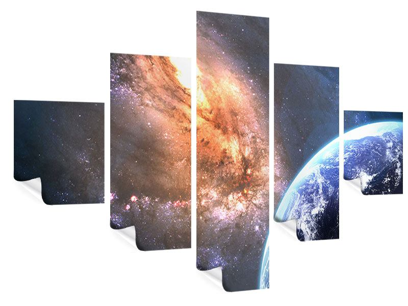 Poster 5-teilig Universus