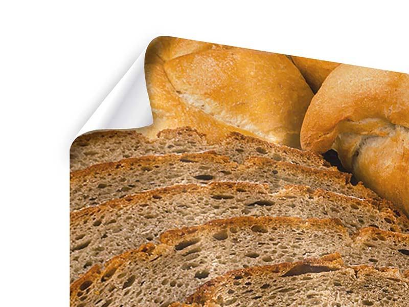 Poster 5-teilig Brotarten