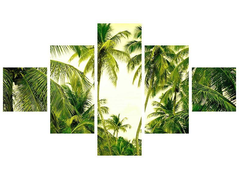 Poster 5-teilig Reif für die Insel