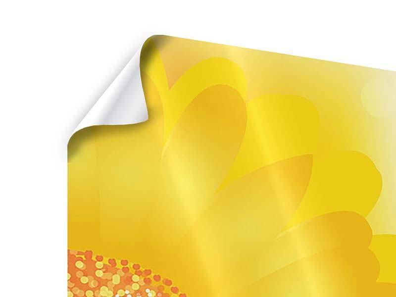 Poster 9-teilig Sunflower Power
