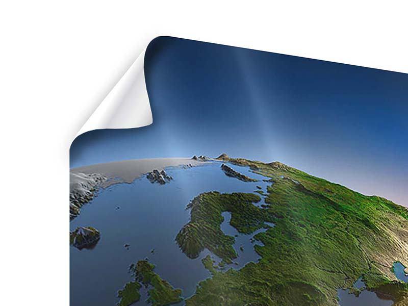 Poster 9-teilig Sonne und Erde