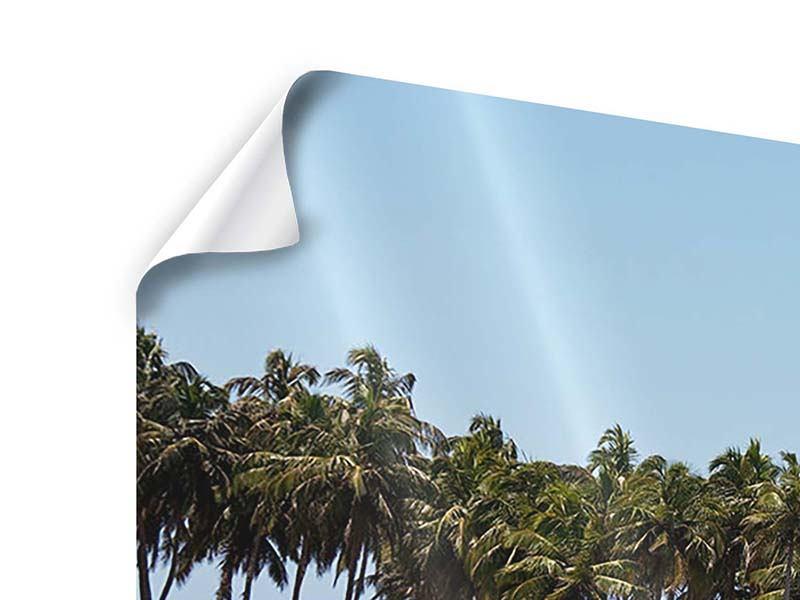 Poster 9-teilig Das Meer und die Insel
