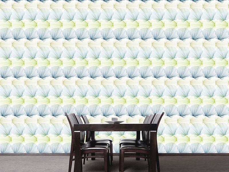 Design Wallpaper A Touch Of A Mussel