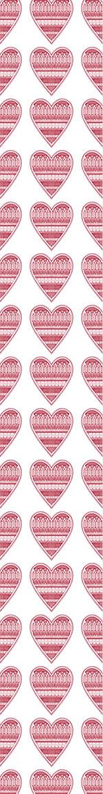Carta da parati Heart For Knitting