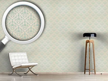 Design Wallpaper Stylish Damask