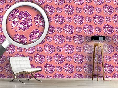 Design Wallpaper Hortensia