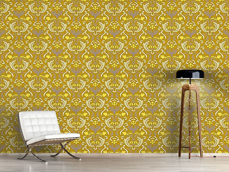 Design Wallpaper Bon Apart Gold