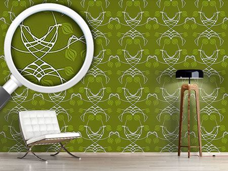 Design Wallpaper Arwens Dream Green