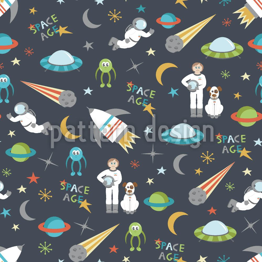 Design Wallpaper Major Tom