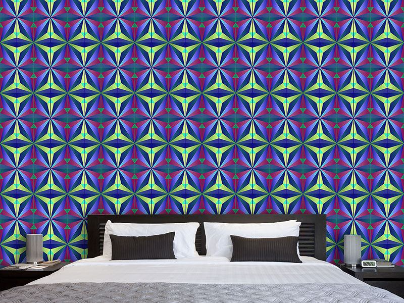 Design Wallpaper Enigmatic Geometry