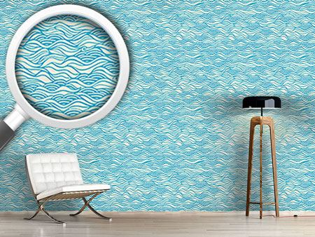 Design Wallpaper They Dreamed Of Gentle Ocean Waves