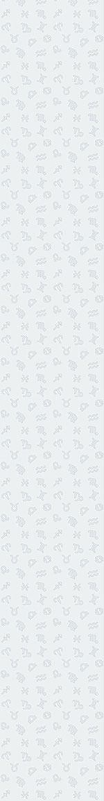 Design Wallpaper Zodiac monochrome