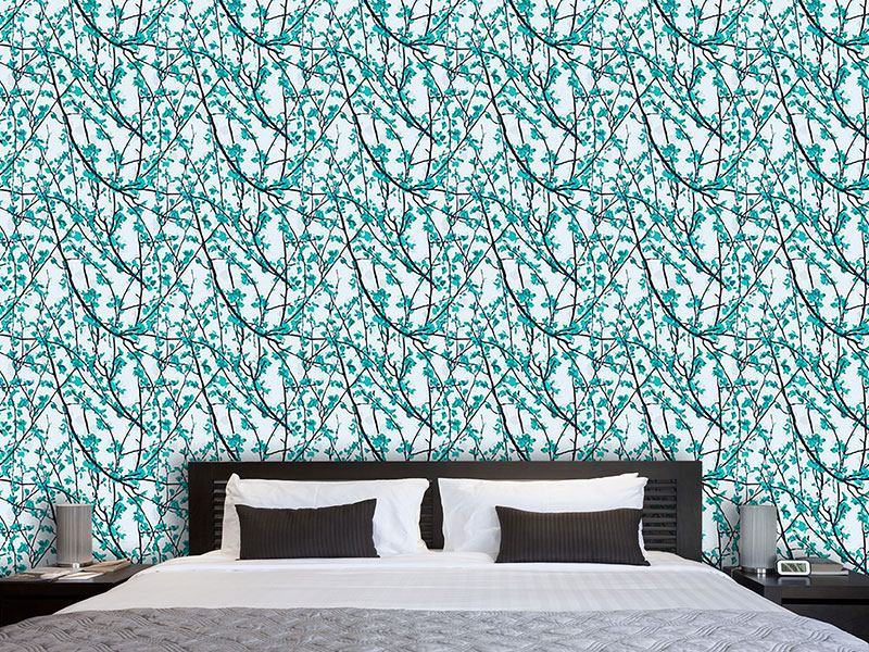 Design Wallpaper Tree Branches
