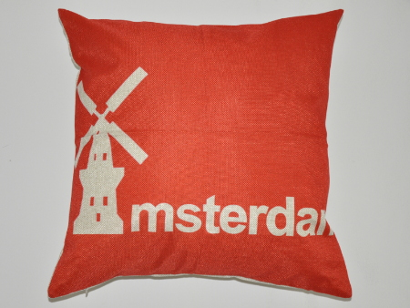 Cushion Cover Amsterdam
