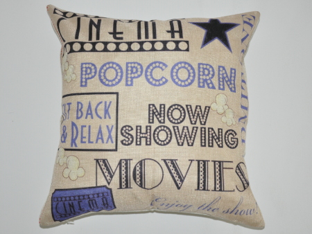 Cushion Cover Cinema