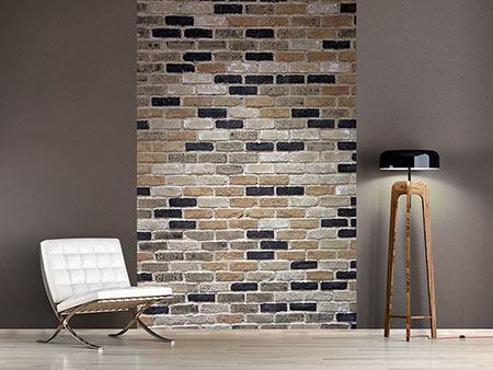Photo Wallpaper Brick Wall