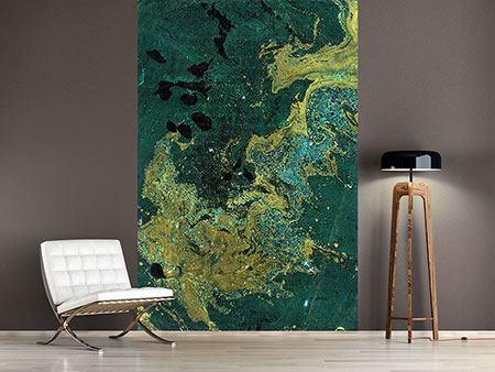 Photo Wallpaper Artful Marble