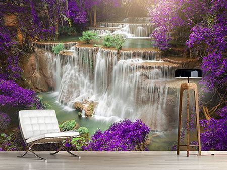 Photo Wallpaper Photowallpaper Garden Eden