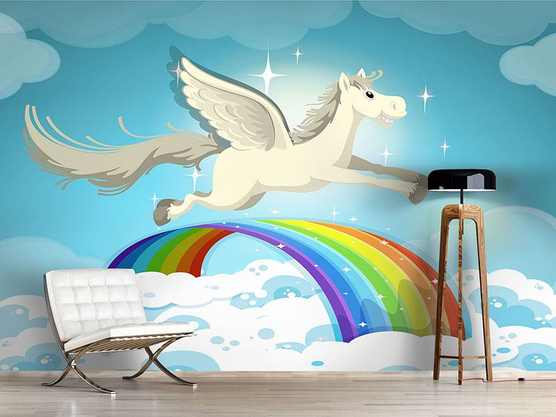 Photo Wallpaper The Unicorn