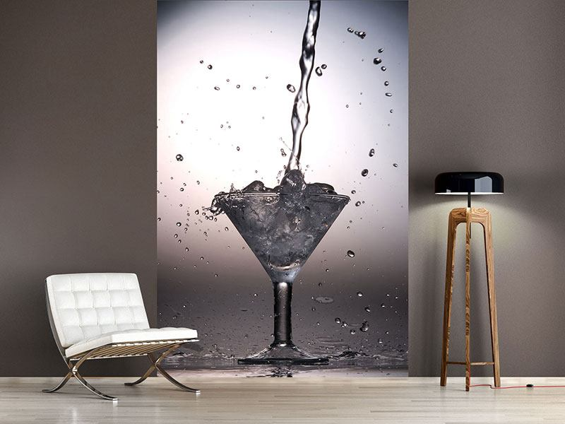 Papier peint photo Sparkling Martini